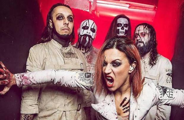 Lacuna Coil, London Kentish Town Forum 19/1/18
