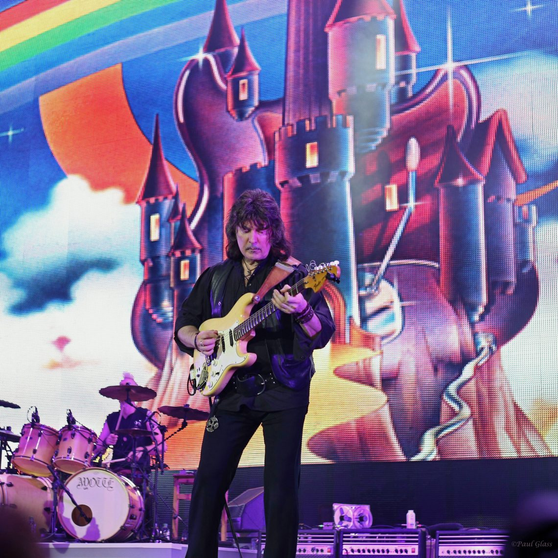 Ritchie Blackmore's Rainbow – Memories in rock-live in Germany – Triple Colored Album Review