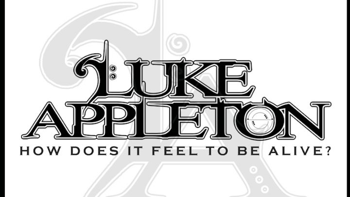 ICED EARTH BASSIST LUKE APPLETON ANNOUNCES SOLO ACOUSTIC CD AND 37-DATE EUROPEAN TOUR