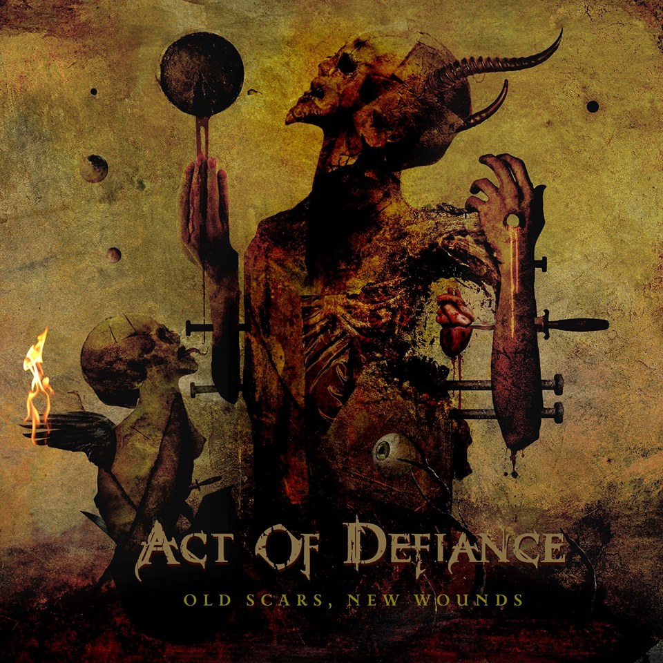 Act of Defiance announce first ever UK dates and Bloodstock Festival appearance