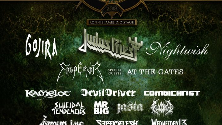 BLOODSTOCK reveal eight more bands