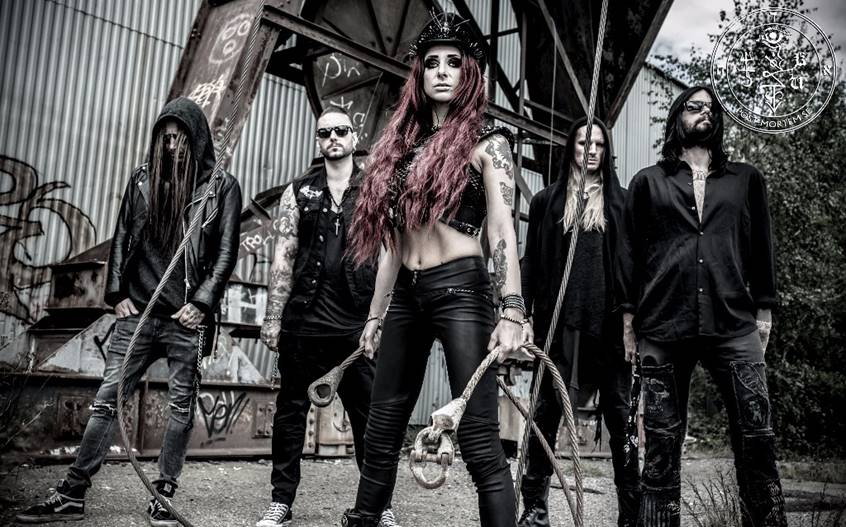 Former Sister Sin vocalist Liv Sin releases 'Slave to the Machine', the brand new single, out now!