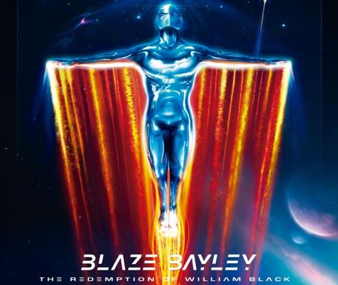 Blaze Bayley – The Redemption of William Black (Infinite Entanglement Pt. III)