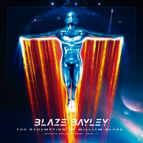 Blaze Bayley – The Redemption of William Black (Infinite Entanglement Pt. III)