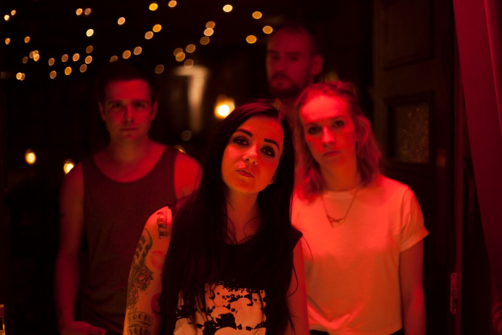 PRETTY PISTOL announce new EP & release video for 'Drive Me To The Dogs'