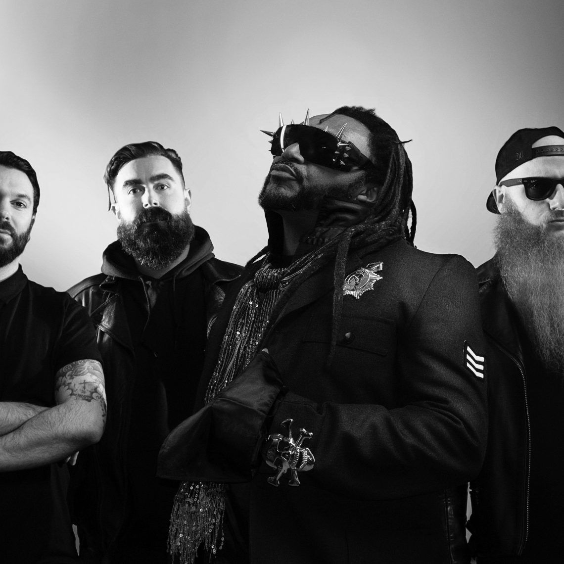 Skindred Announce Main Support for European Tour