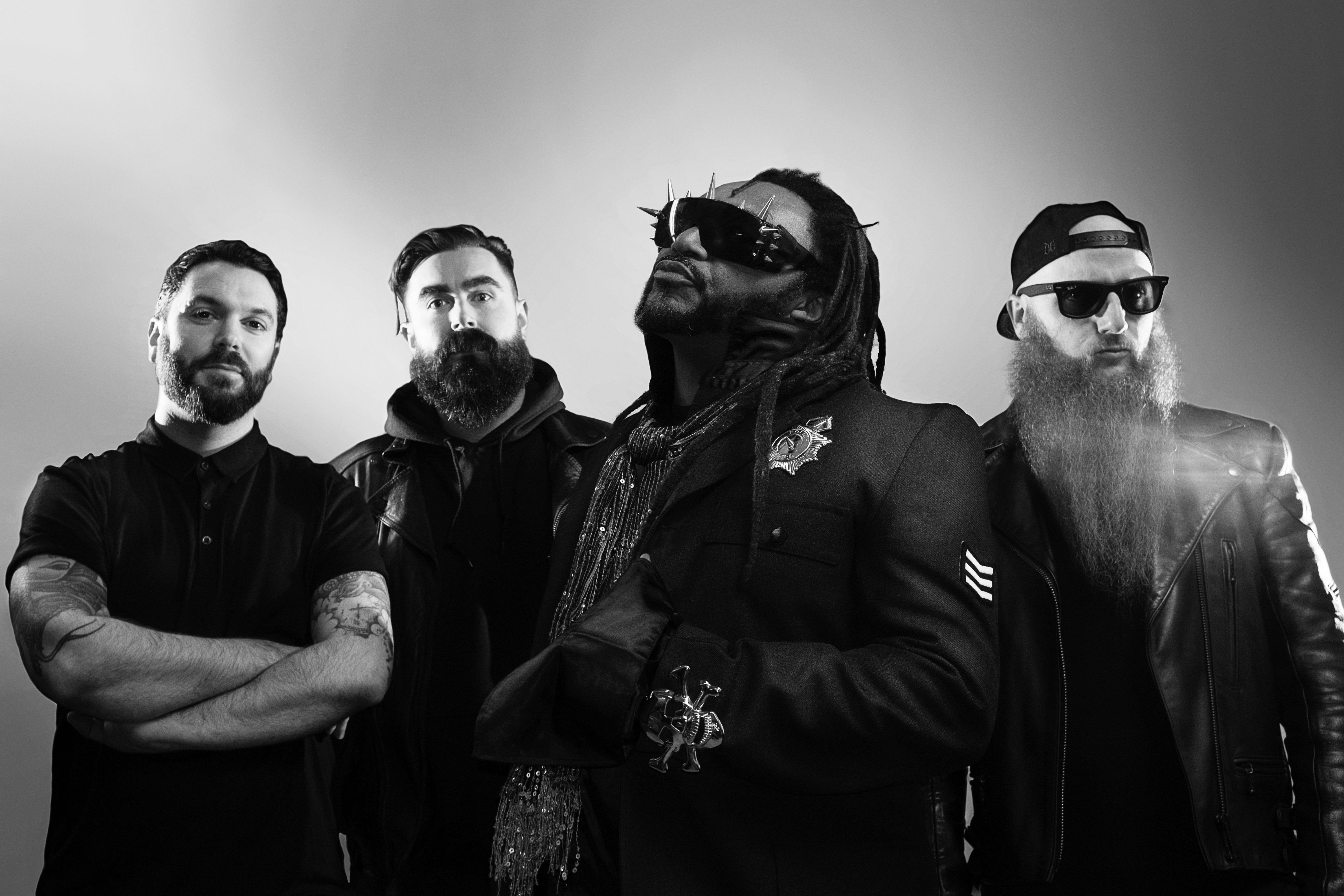 Skindred Announce 28 support bands for Winter tour