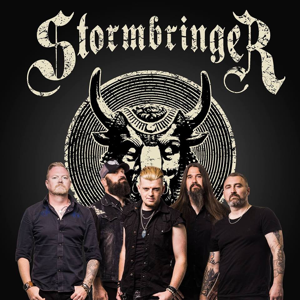 Stormbringer – Born A Dying Breed – CD Giveaway