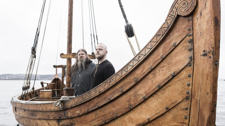 Ivar Bjørnson (Enslaved) and Einar Selvik (Wardruna) to release Hugsjá