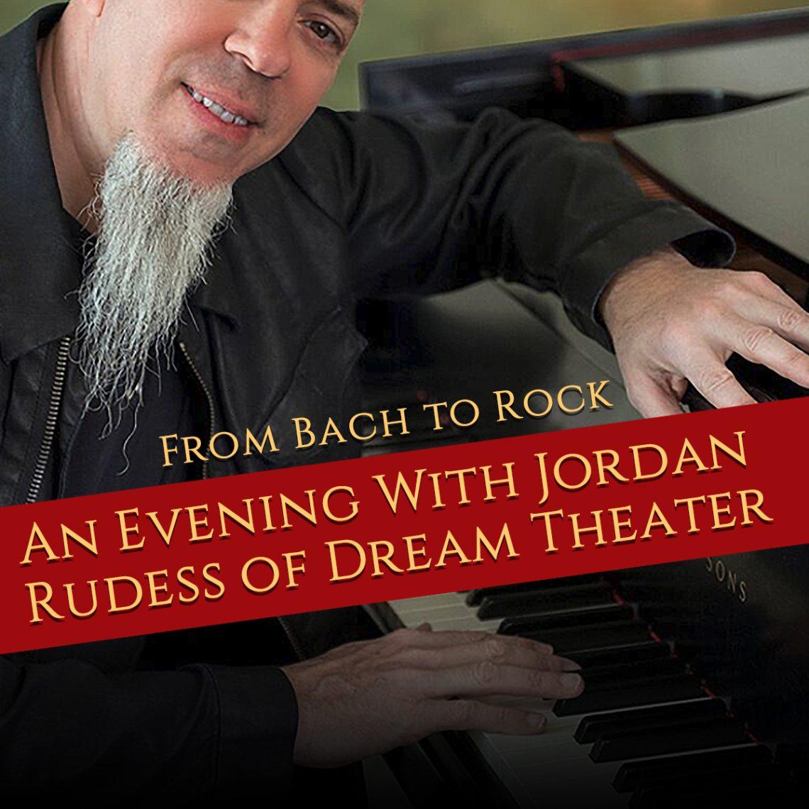 JORDAN RUDESS ANNOUNCES SOLO TOUR, JOHN PETRUCCI HEADS TO EUROPE WITH G3