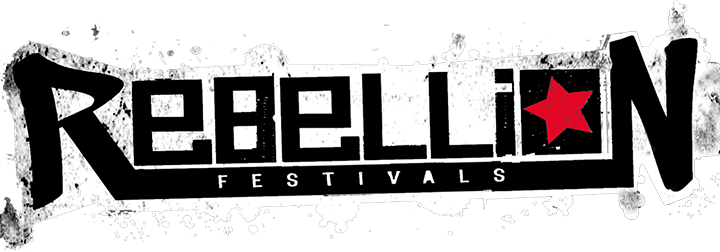 Rebellion Festival August 1st – 4th at the Winter Gardens, Blackpool – day splits confirmed
