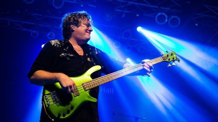 """Bass Icon Stu Hamm To Tour The US In Support Of New Album """"The Diary of Patrick Xavier"""""""