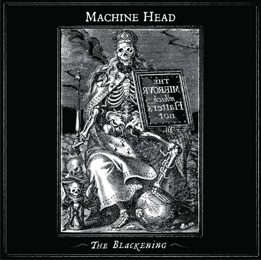Machine Head – THE BLACKENING TURNS 11!