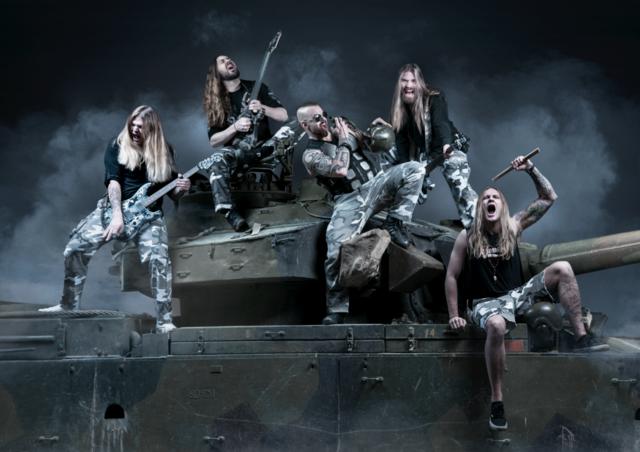 SABATON  release 'Kingdom Come: Deliverance' video
