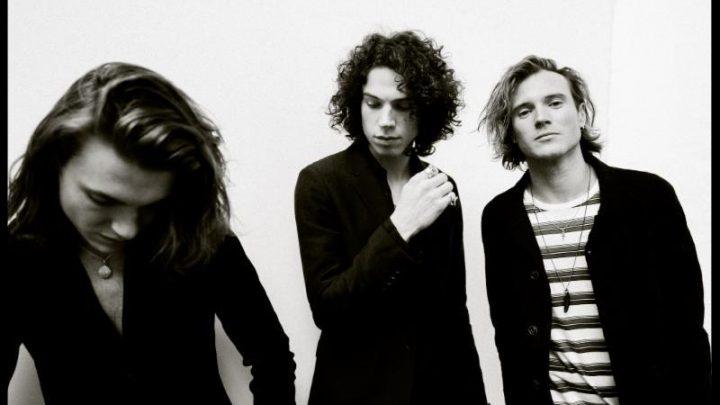 Dougie Poynter, Todd Dorigo, and Corey Alexander Announce New Alt-Rock Band INK.