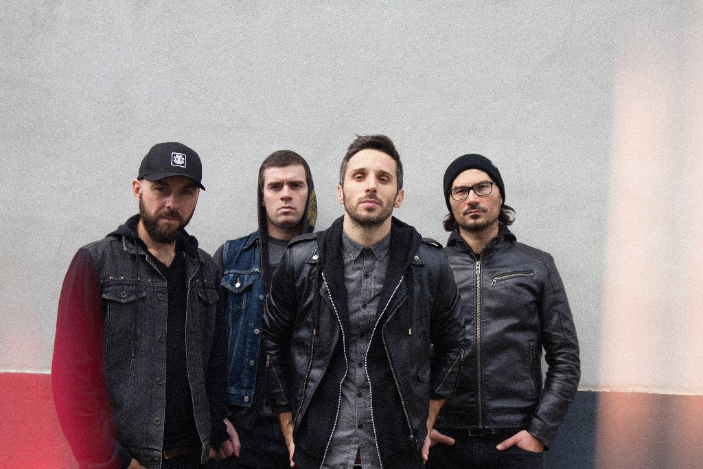 The Amsterdam Red Light District stream new album & release video ft. Liam Cormier of Cancer Bats