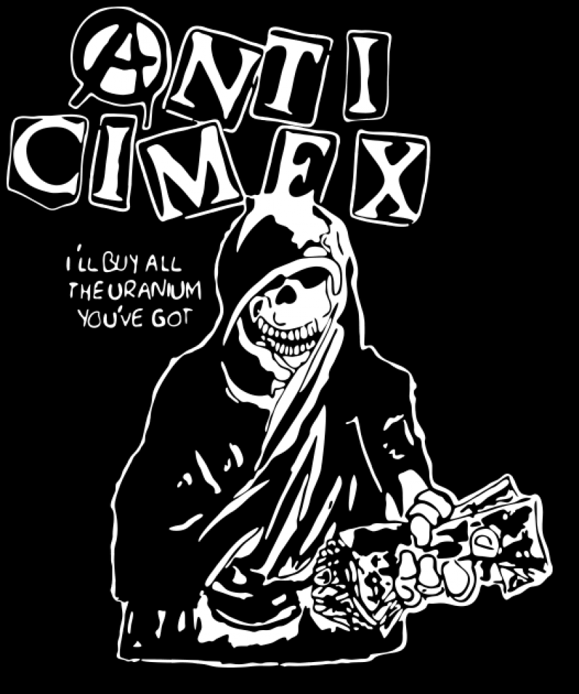 Interview with Charlie Claesson of Anti Cimex