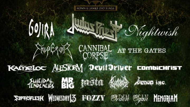 Bloodstock Festival 2018 Preview