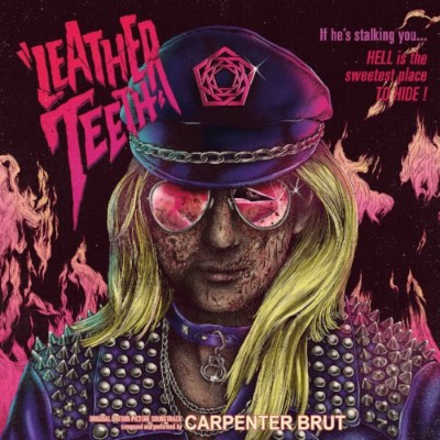 Carpenter Brut announces 'Leather Teeth' physical release