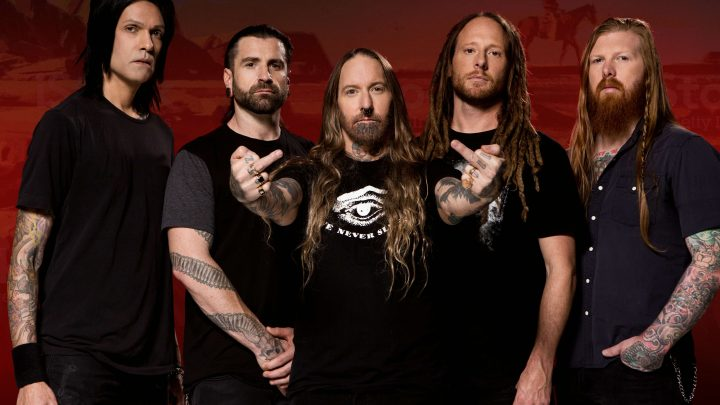 DevilDriver – Outlaws 'til the End, Vol. 1