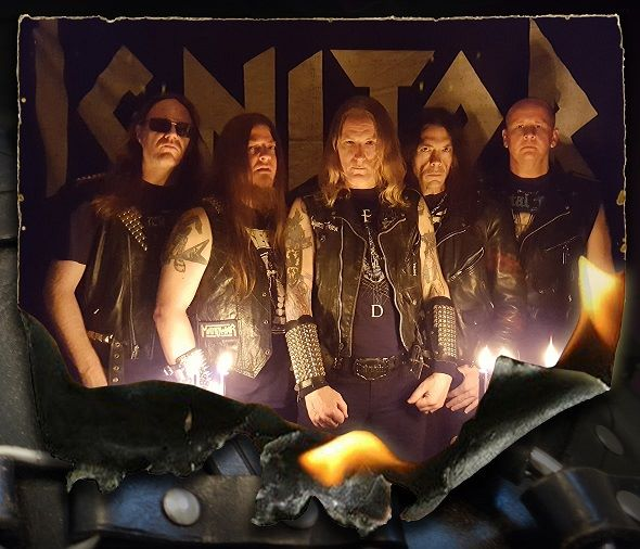 """Texas True-Metal Titans IGNITOR Release Official Video for """"Hatchet (The Ballad of Victory Crowley)"""""""