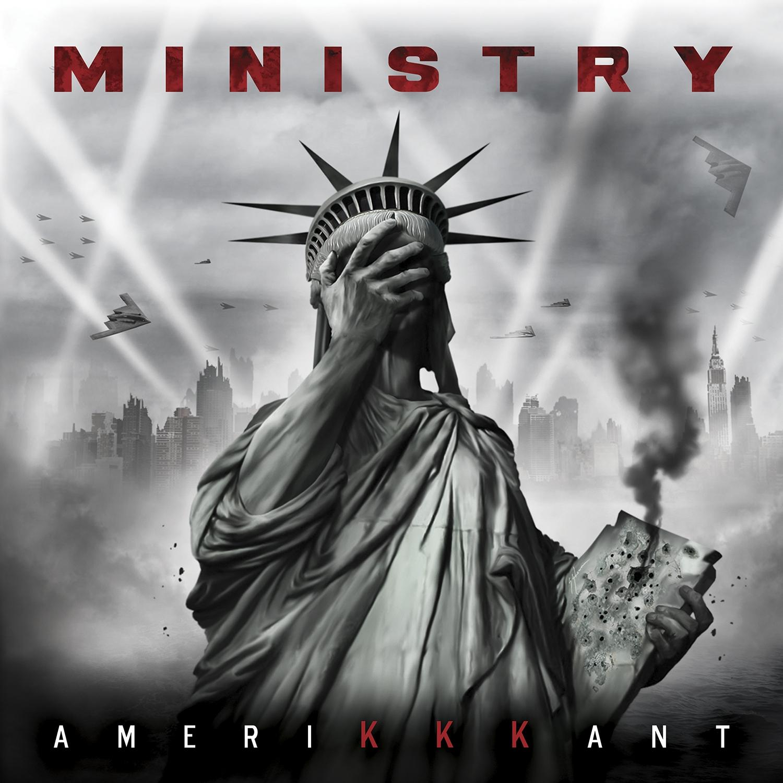"""Ministry – """"AmeriKKKant"""""""