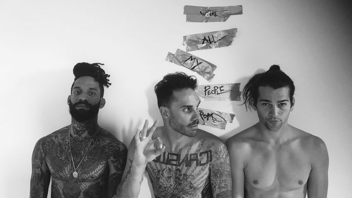 THE FEVER 333 sign to Roadrunner Records, release 'Made An America' EP