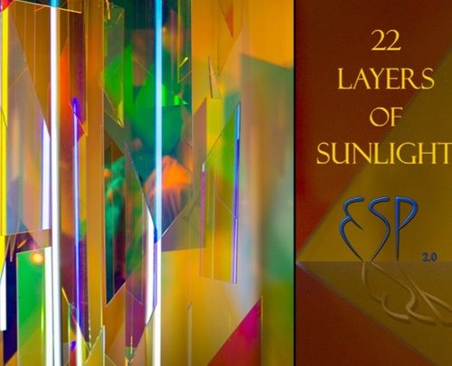 ESP 2.0 – New 22 LAYERS OF SUNLIGHT Album released April 20th