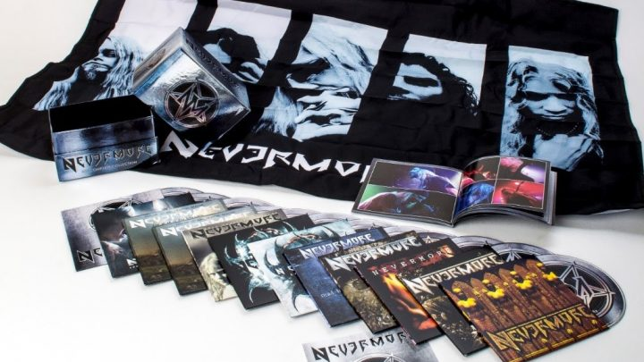"""NEVERMORE Announce """"The Complete Collection"""" Release Date and Vinyl Reissues"""