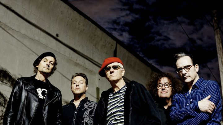 Vive Le Rock presents 'The First Annual Vive Le Rock Awards' – members of The Damned confirmed to appear with house band – March 28th London 02 Islington Academy