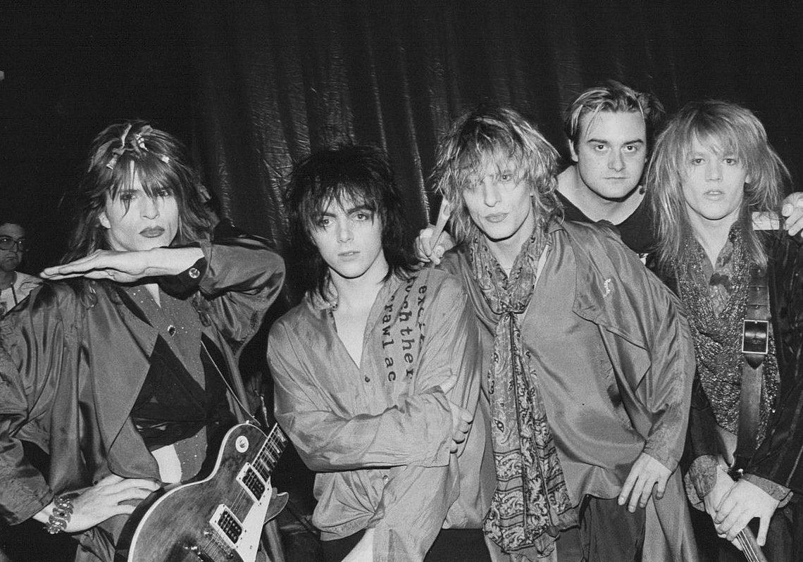 GENE LOVES JEZEBEL reschedule 40th Anniversary UK tour