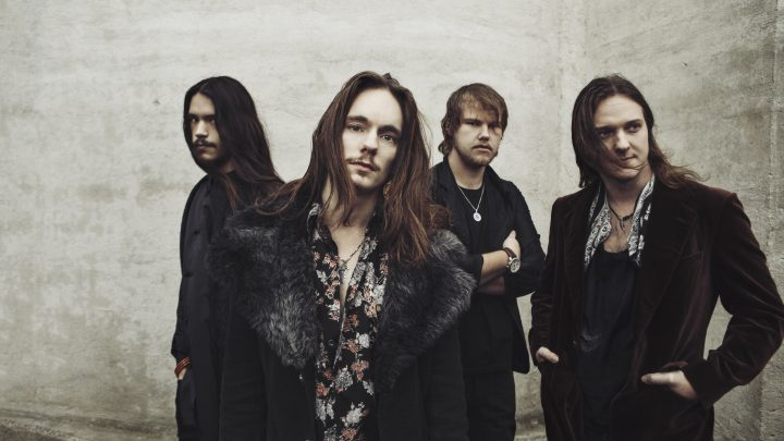 Greybeards premiere new music video ahead of Bonafide UK Tour and album