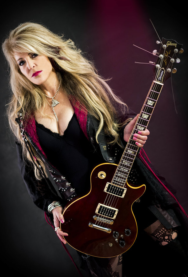 Janet Gardner announces UK tour in May