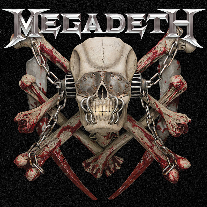 MEGADETH release 'Warheads On Foreheads' 35th Anniversary box set