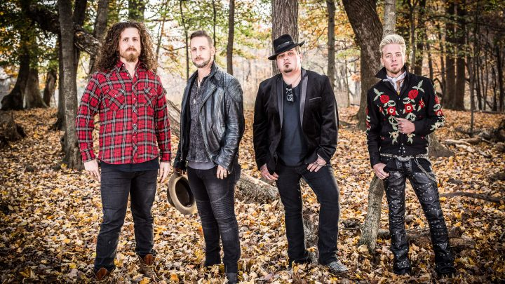 "Black Stone Cherry – ""Family Tree"""