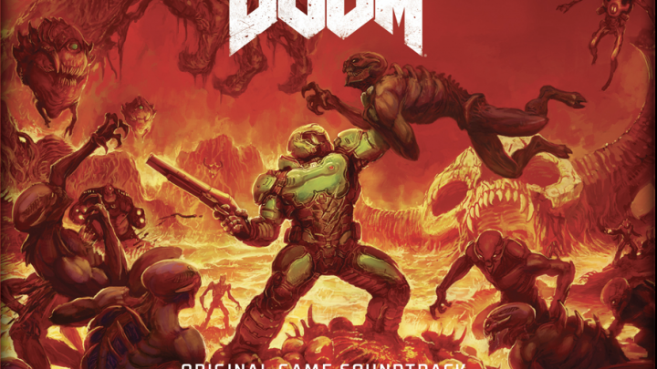 DOOM® (Original Game Soundtrack) rips and tears its way onto Vinyl and CD in Summer 2018