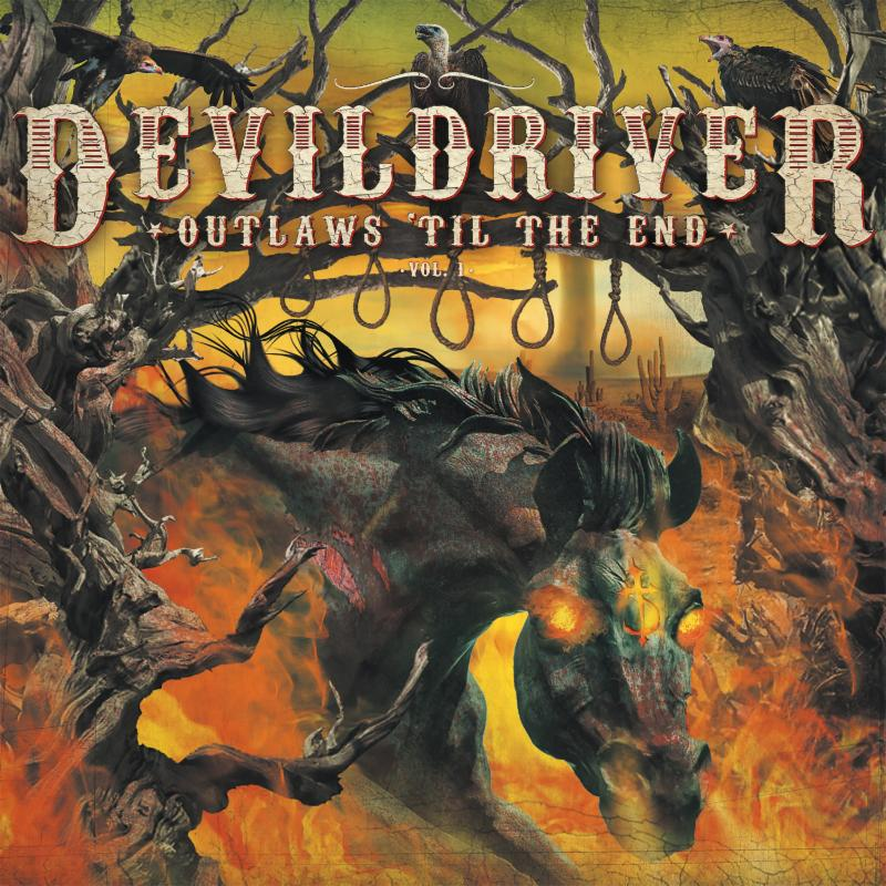 DEVILDRIVER reveals Part 1 of new 'Outlaws 'Til The End' series, featuring Randy Blythe and more