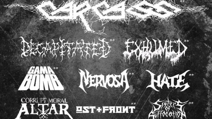 HEAVY SCOTLAND returns for 2018: Decapitated, Exhumed and more announced