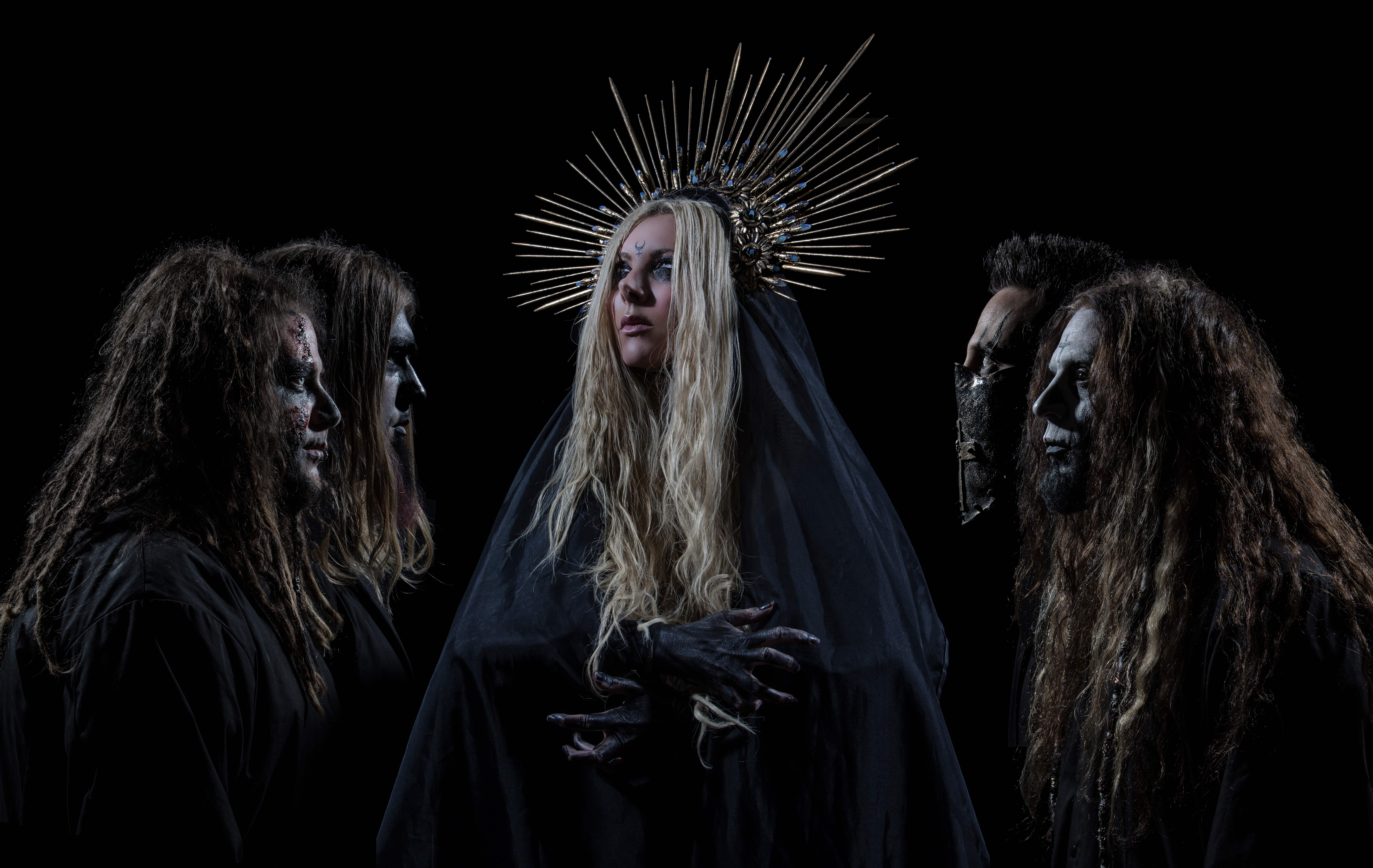 IN THIS MOMENT reveal new video for 'Black Wedding' feat. Rob Halford