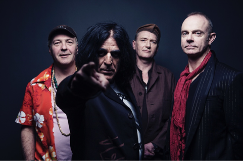 KILLING JOKE announce 'Laugh At Your Peril' 40th Anniversary World Tour & Ltd edition career defining Box Set