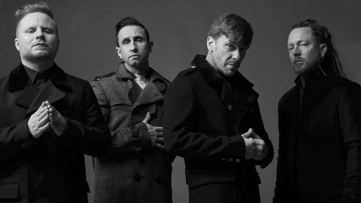 SHINEDOWN unveil 'The Human Radio' video
