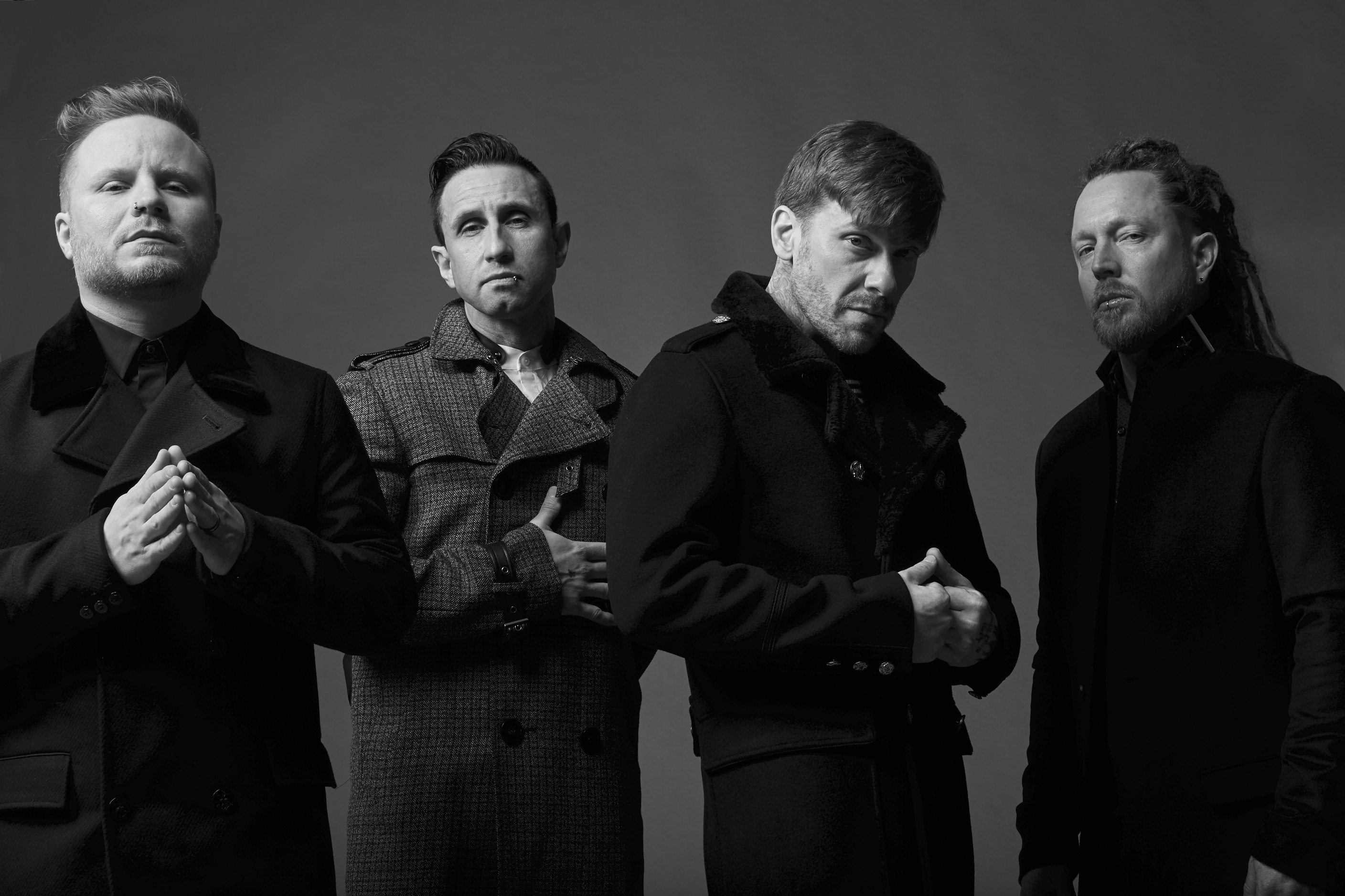 SHINEDOWN unveil 'The Human Radio' video