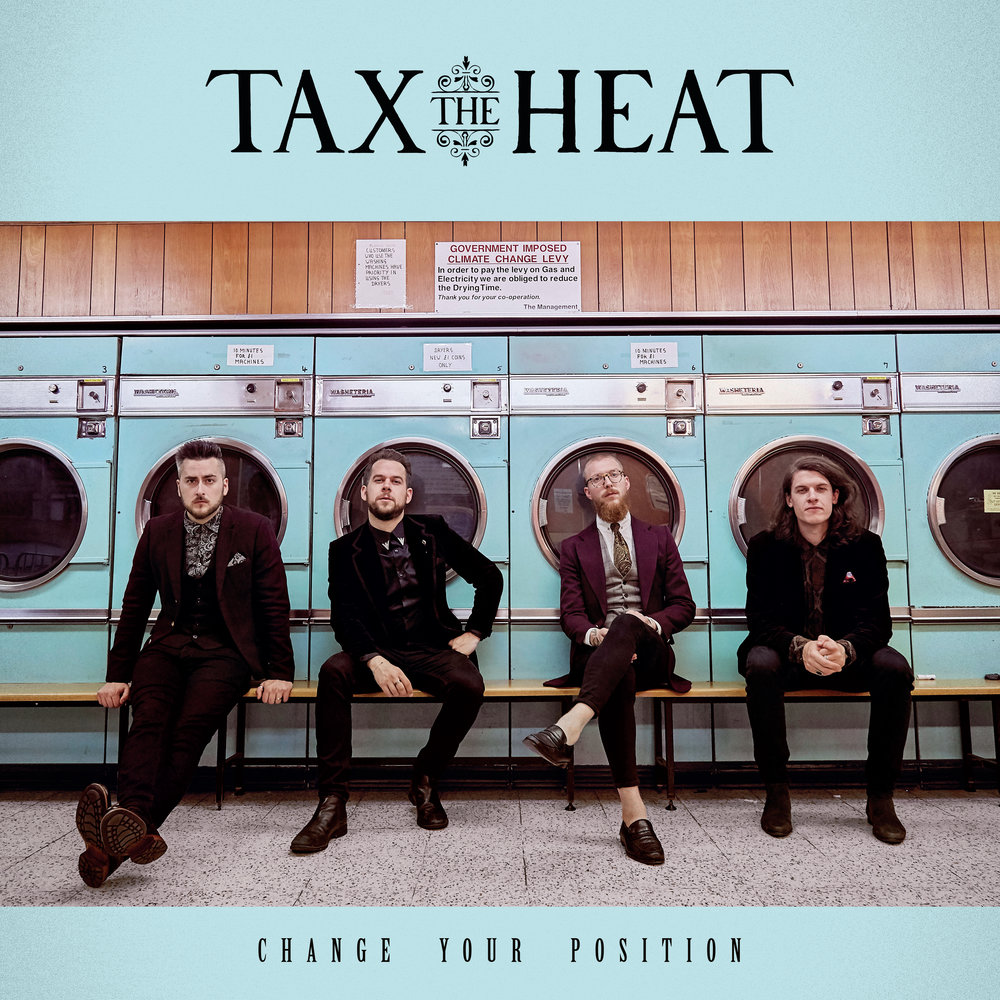 Tax The Heat – 24th April 2018, Waterfront Studio, Norwich