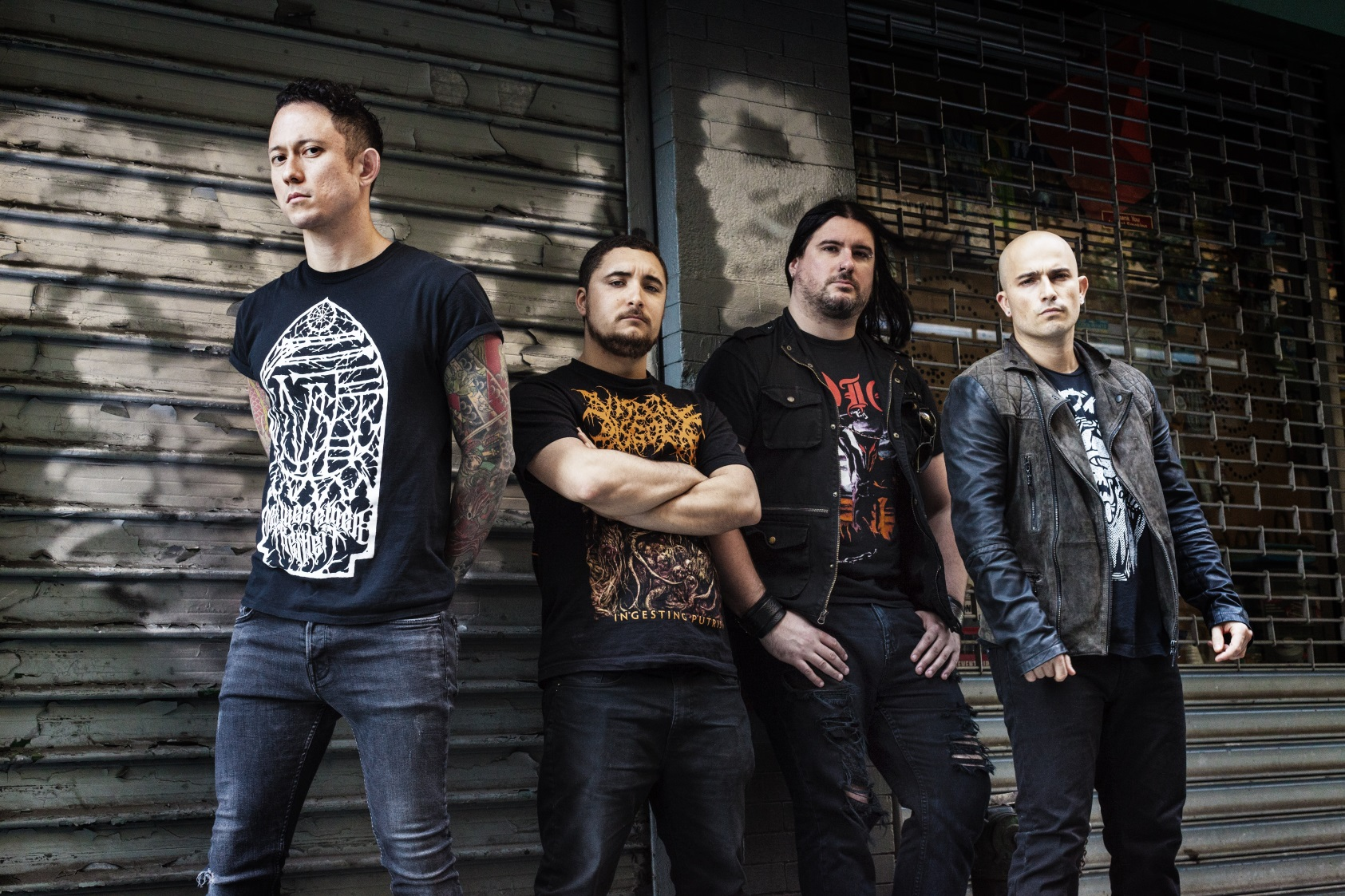 "TRIVIUM RELEASE VIDEO FOR ""ENDLESS NIGHT"""