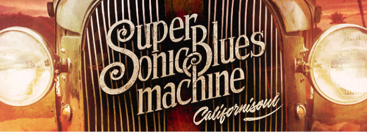 Guitars Hottest Supergroup SUPERSONIC BLUES MACHINE & Friends Featuring very special guest BILLY F. GIBBONS