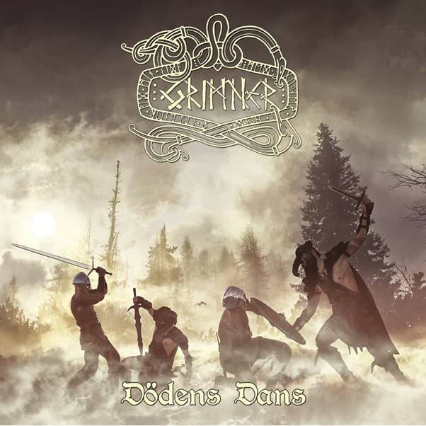 Grimner unveil the new video for ''Dödens Dans' (Dance of the Dead)' – out now!