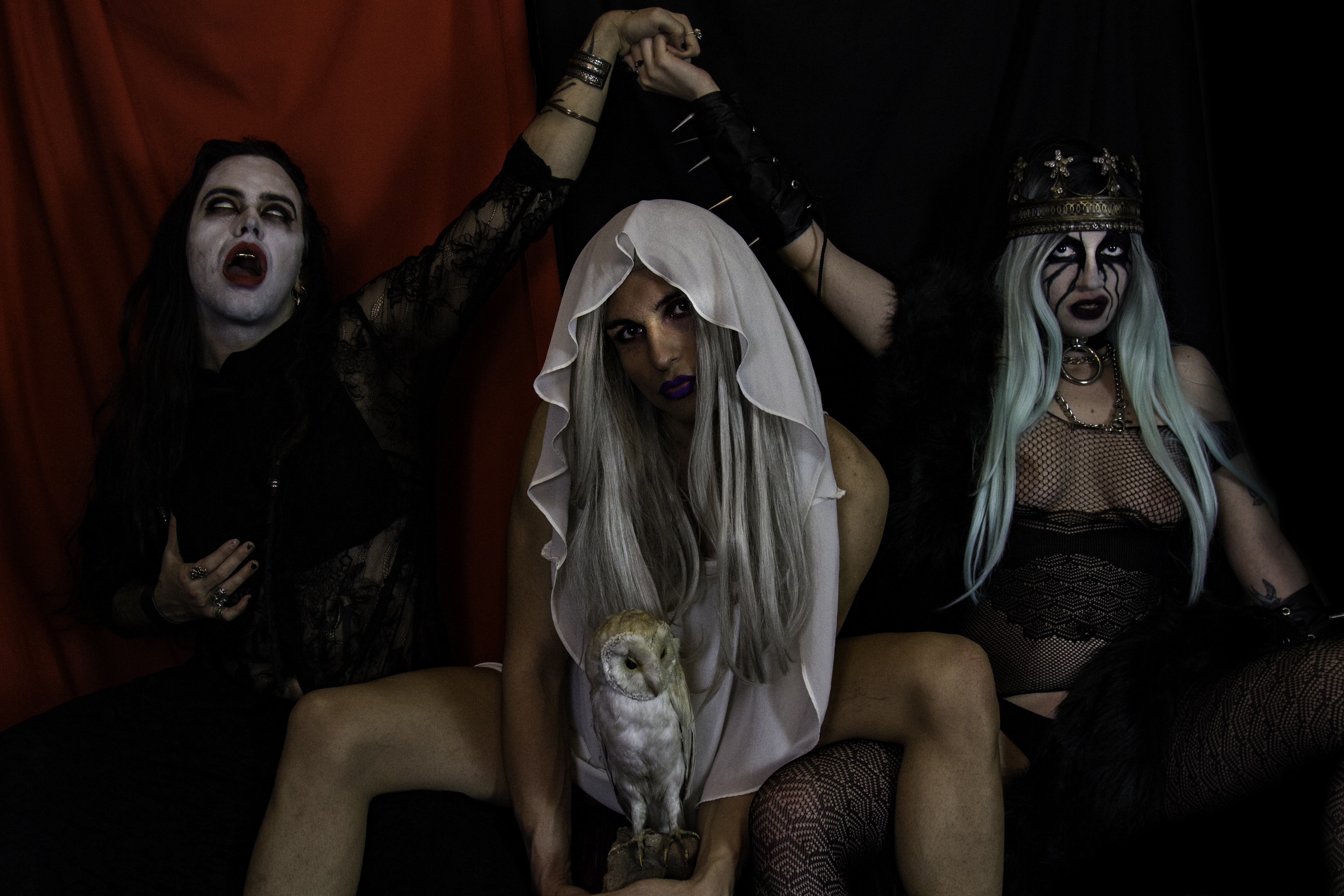 Transsexual metal band Peosphoros address censorship and free speech