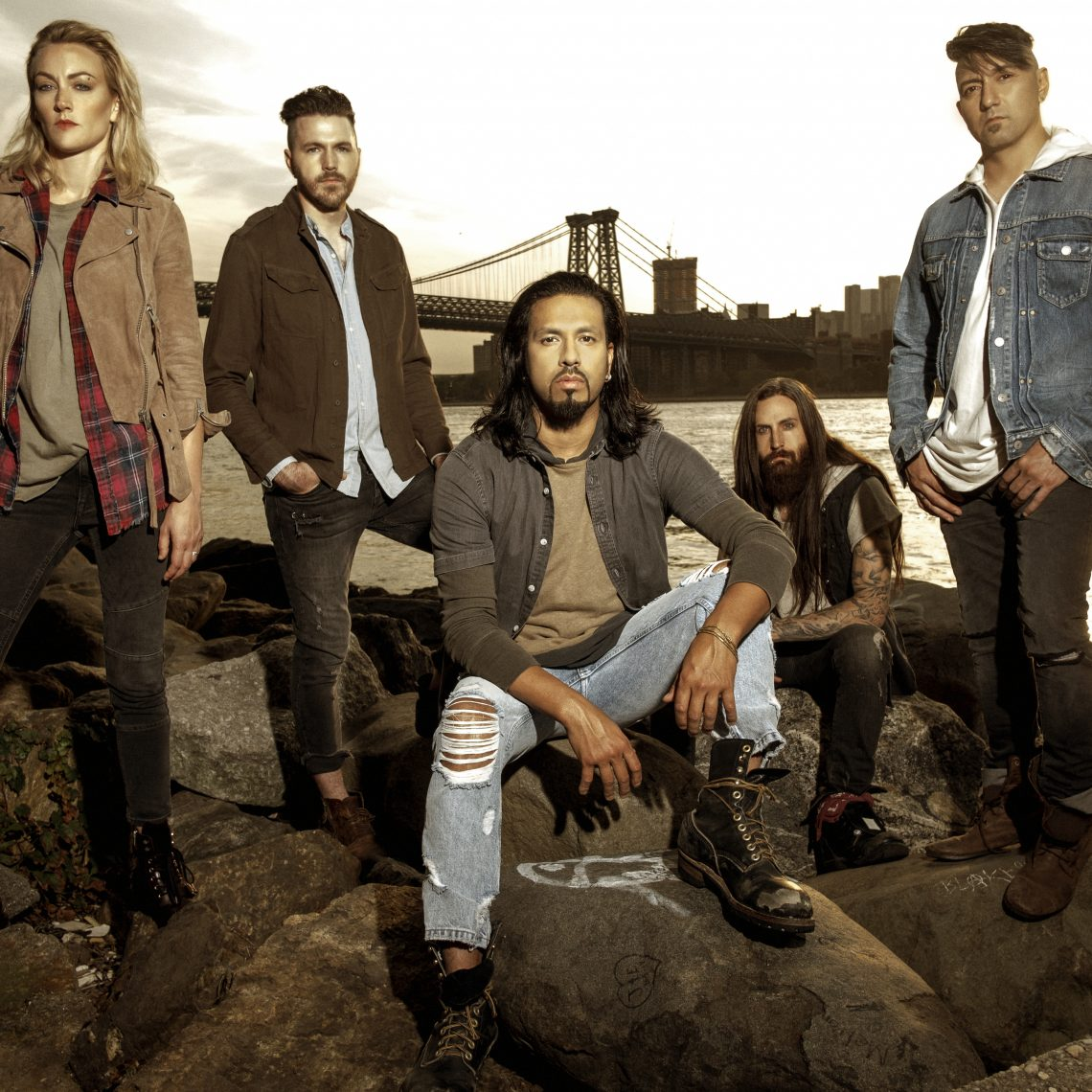 """Pop Evil – Announce New Single """"A Crime To Remember"""" Out On July 6th"""