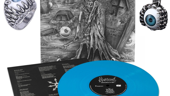 "ABSCESS set to release Deluxe Vinyl Edition of ""Horrorhammer"" June 29 via Horror Pain Gore Death Productions"