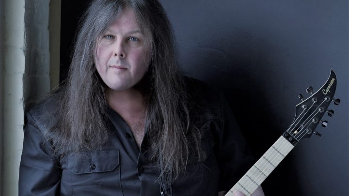 Symphony X's Michael Romeo Reveals Lyric Video for Black